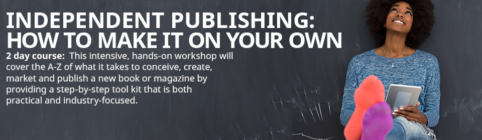 Independent Publishing Course