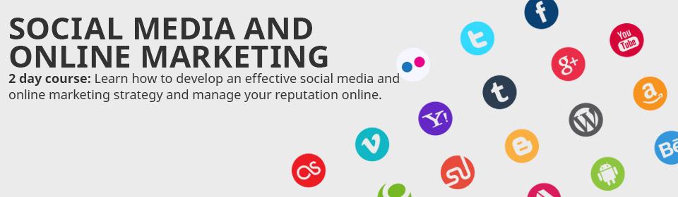 Social Media & Online Marketing Thursday 27thAugust2015 - BOOK NOW
